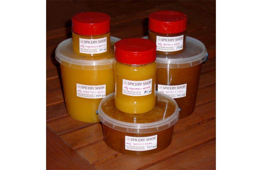 Мед натуральный с пасеки