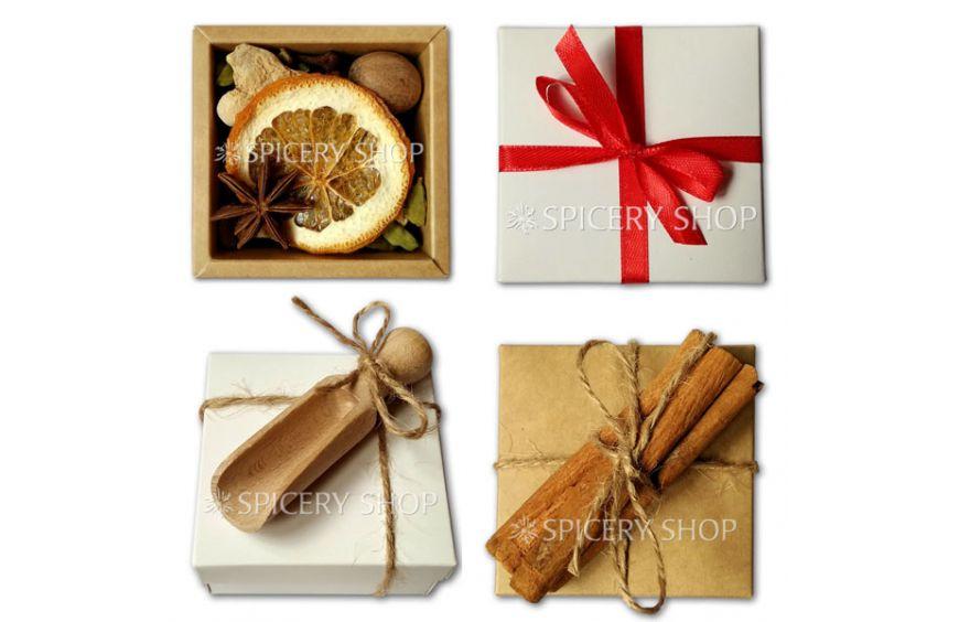 Новинка — подарочные наборы специй для глинтвейна, чая, кофе