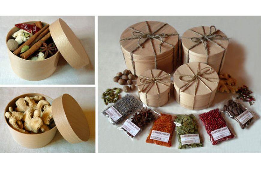 Подарочные наборы специй