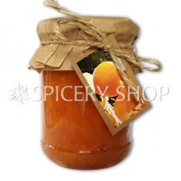 Домашнее варенье из айвы с апельсином