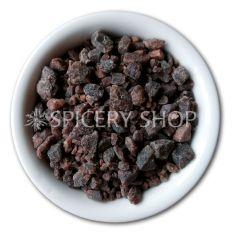 Соль гималайская черная (кала намак) кусочки