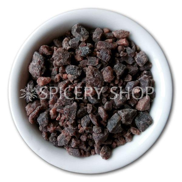 Соль гималайская черная кала намак | кусочки