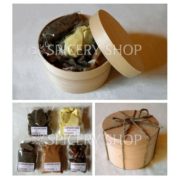Подарочный набор кондитерских ингредиентов Шоколад
