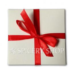 """Подарочный набор специй """"Коробочка мини с приправой для глинтвейна"""""""