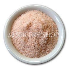 Соль гималайская розовая (средний помол)