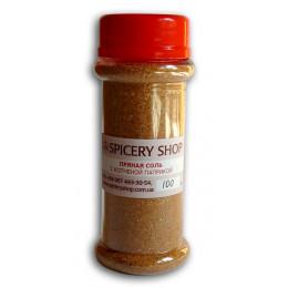Пряная соль с копченой паприкой
