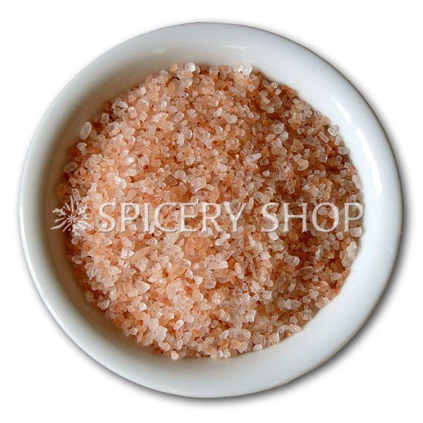 Гималайская розовая соль | крупный помол